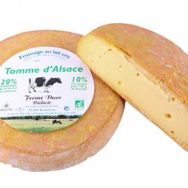 tomme alsace nature