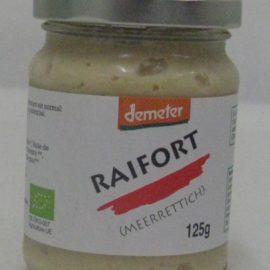 raifort bio