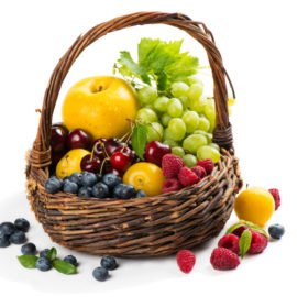 panier fruits bio
