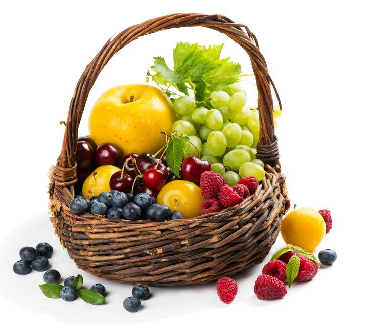 panier fruits frais bio pour 2 personnes biofermier. Black Bedroom Furniture Sets. Home Design Ideas