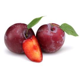 prune rouge bio