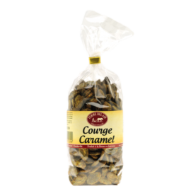 Graine de courge caramel bio