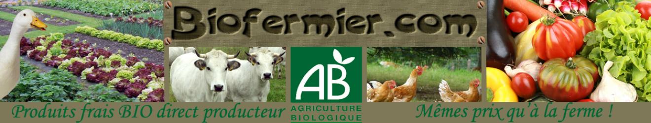 Biofermier : Drive produits bio locaux et de saison